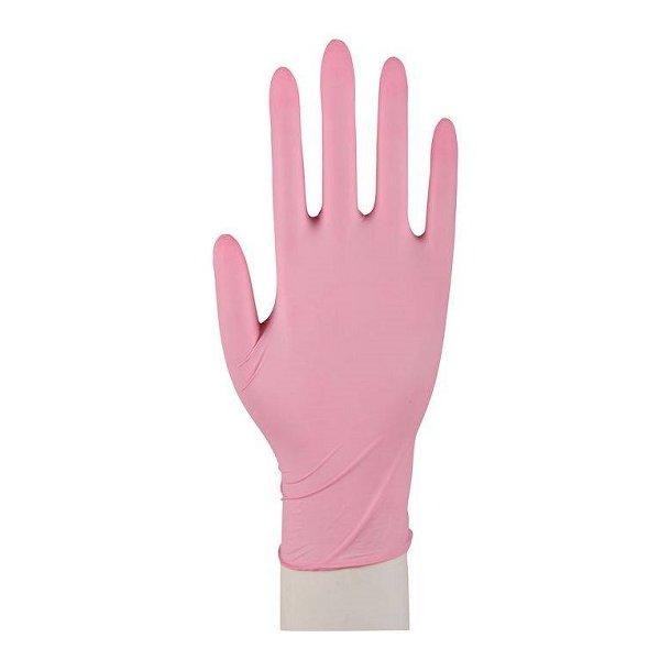 Nitril Classic Sensitive handsker Pink