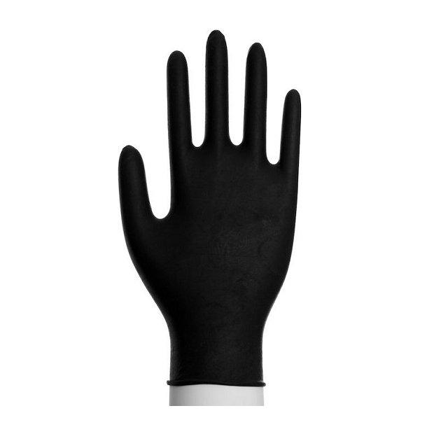 Nitril Classic Sensitive handsker Sort