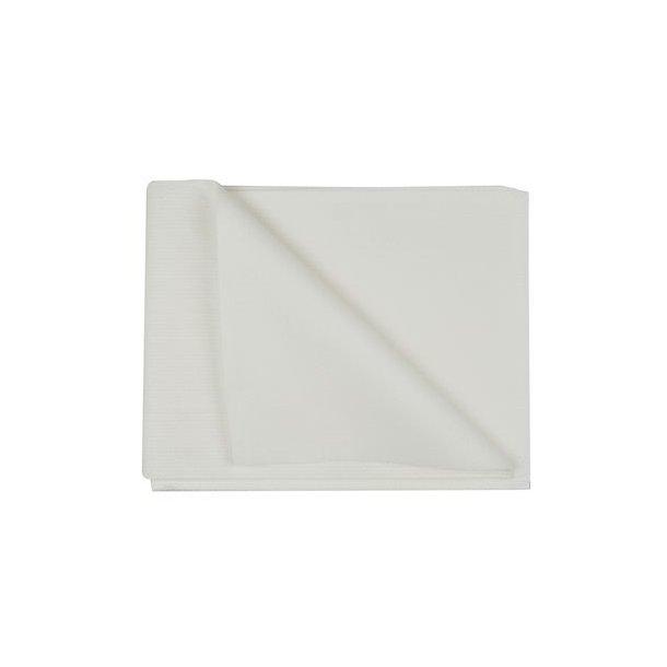Engangshåndklæde 3 fold 60x27cm 100stk